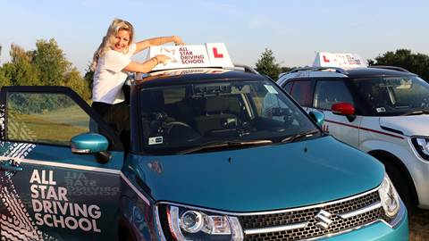 Suzuki-get-full-marks-by-funding-All-Star-Driving-School