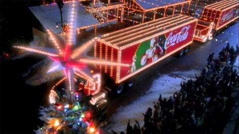 Coke Christmas Ads.Tv Ads Of Christmas Past Thinkbox