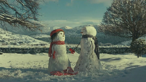 John Lewis Christmas Advert 2013.John Lewis Tv Ad Collection Thinkbox