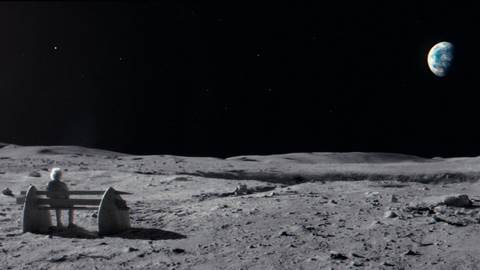 Xmas ads 2015 john lewis man on moon