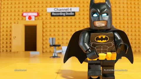 LEGO Batman Continuity for Channel 4