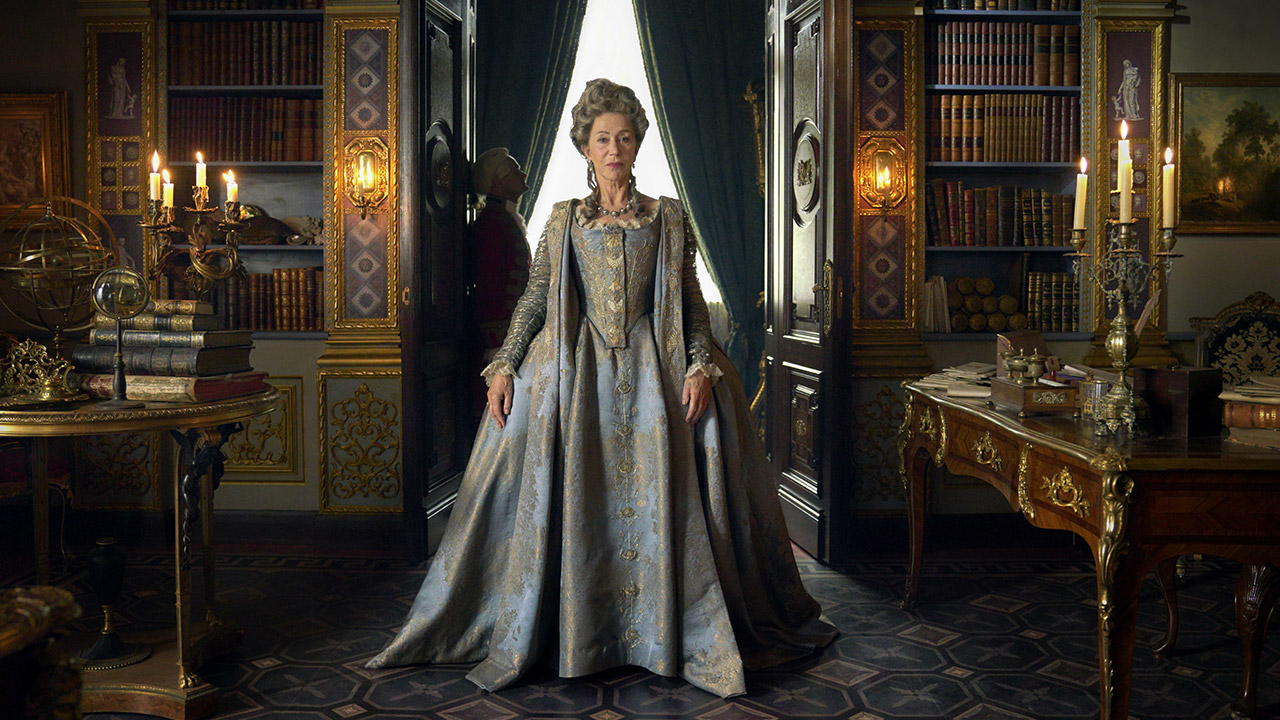 Catherine the Great on Sky Atlantic