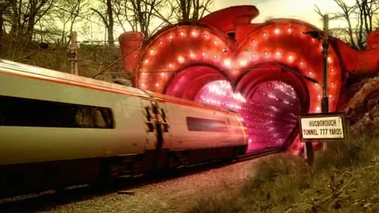 virgin trains  the return of the train
