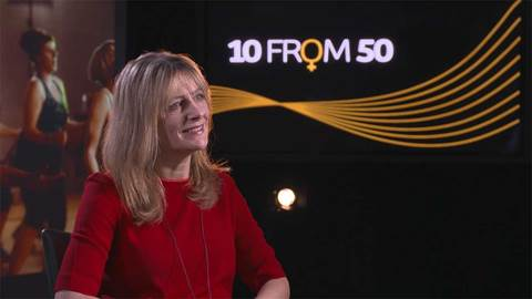 10 from 50: Women in advertising
