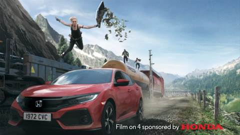 Honda Sponsors Film on 4