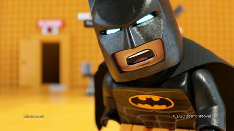 Planning on a shoestring Lego Batman