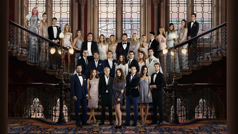 Content partnerships sony made in chelsea content tile