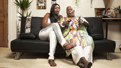 Product placement research gogglebox content tile