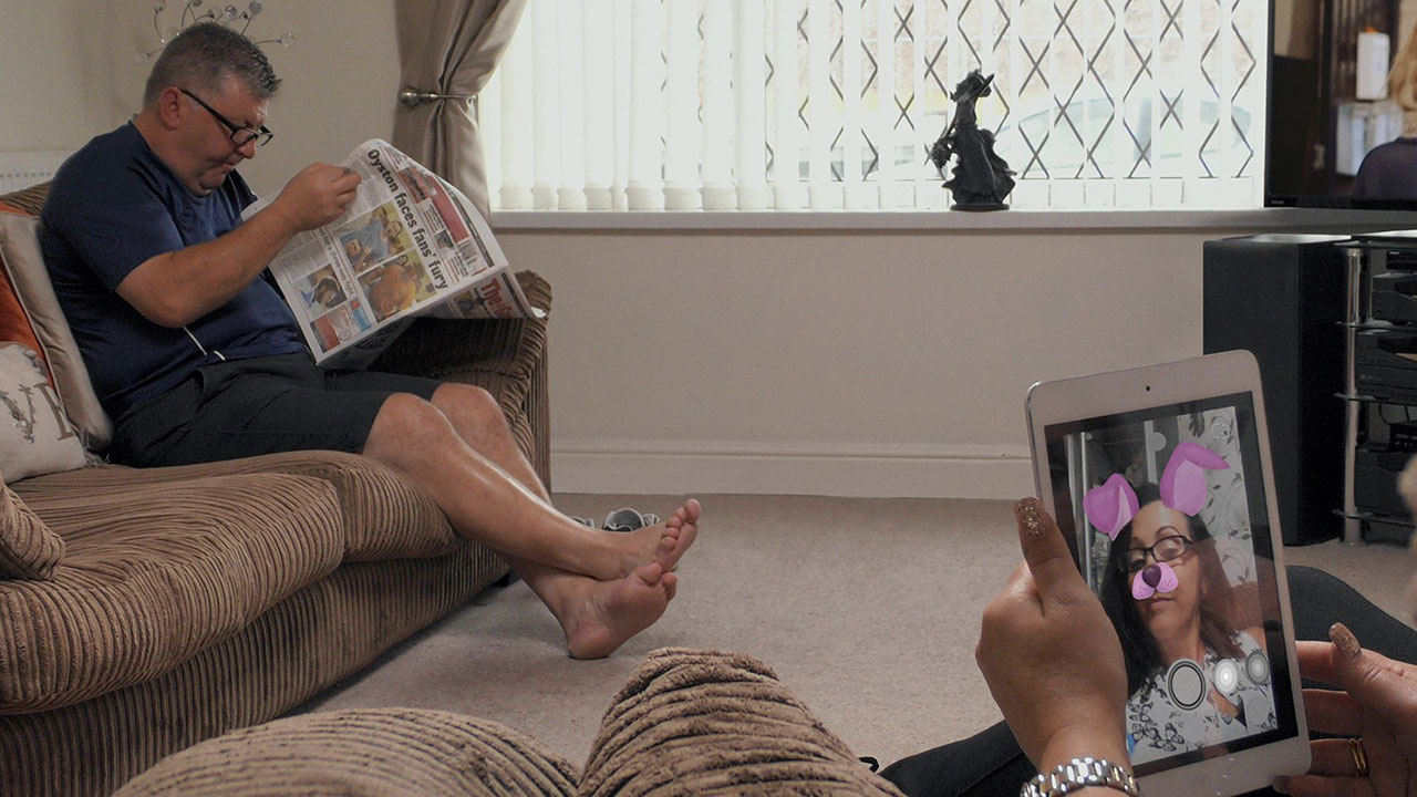 talktalk new brand campaign centers on real family life