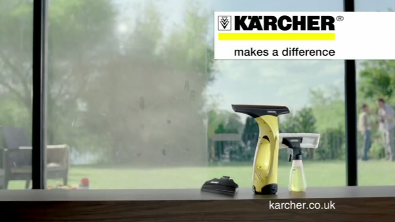 In with new karcher